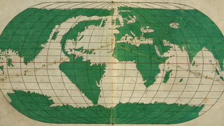 Ottoman maritime atlas Deniz atlası