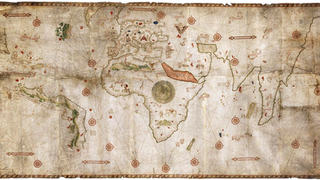 Caveiro Planisphere