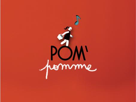 """Enregistrement de l'Album """"Pom' pomme"""""""