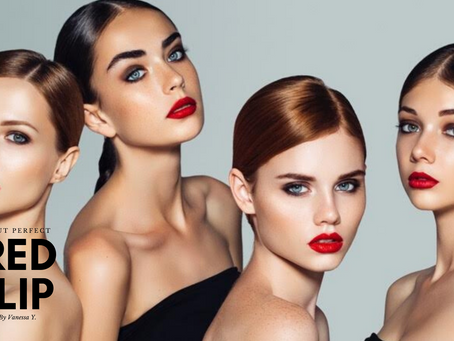 How to find the perfect red lip