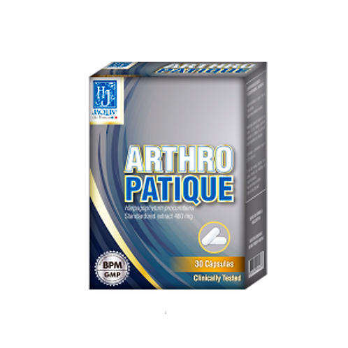 Arthro Patique Fitoterapéutico