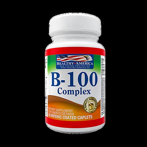 B-100 Complex 50 Cap