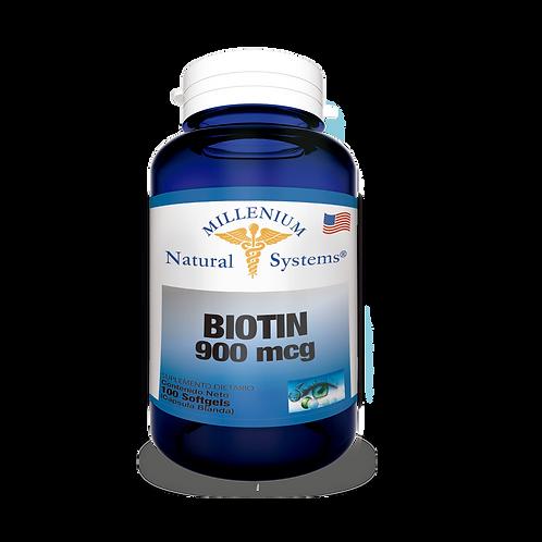 Biotina 900 mg