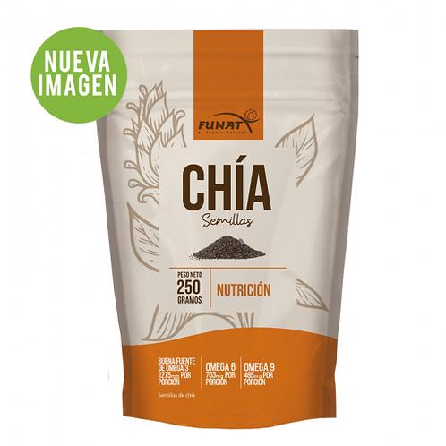 Semillas de Chia 250gr