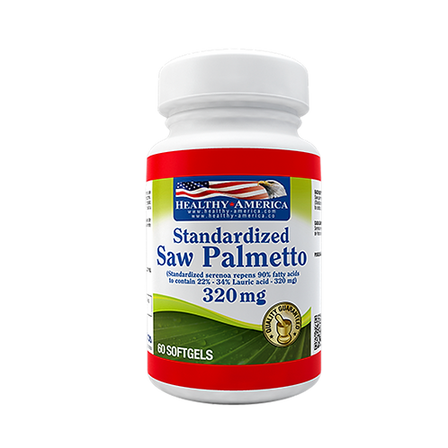 Saw Palmetto x 60 Cap