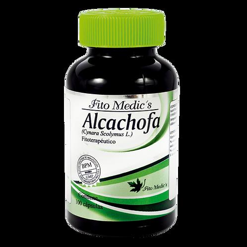 Alcachofa 100 Cap