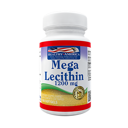 Mega Lecithin x 100 Cap