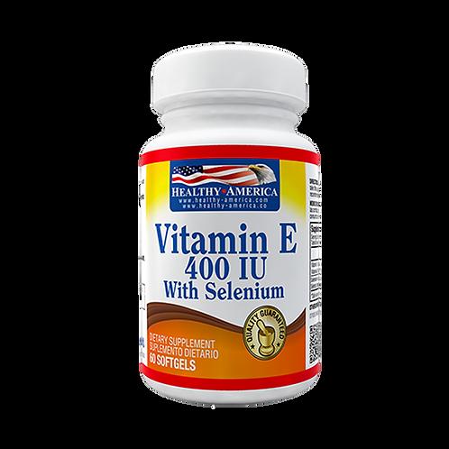 Vitamina E 400 IU