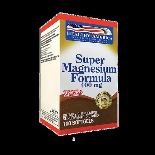 Super Magnesium Formula 400mg
