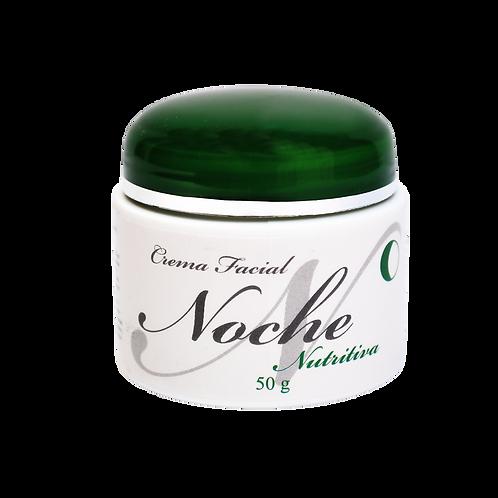 Crema Facial Noche Nutritiva