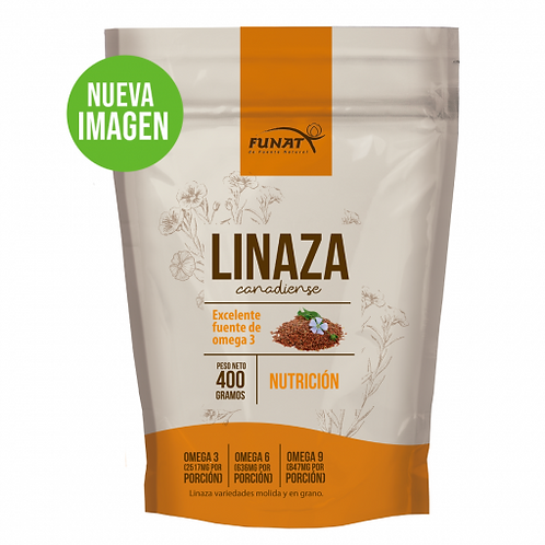 Linaza Molida 400 gr