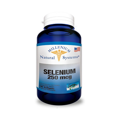 Selenium 250 mcg