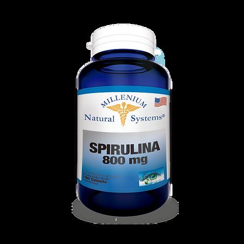 Spirulina 800 mg