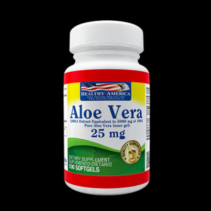 Aloe Vera 25 mg