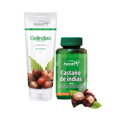 Kit Castaño de Indias