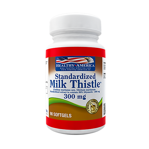 Milk Thistle x 90 Cap
