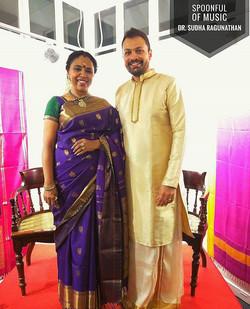 Padma Bhushan Awardee Sudha Ragunath