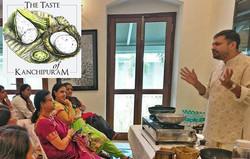 Taste of Kanchipuram