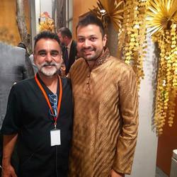 Chef. Vineet Bhatia