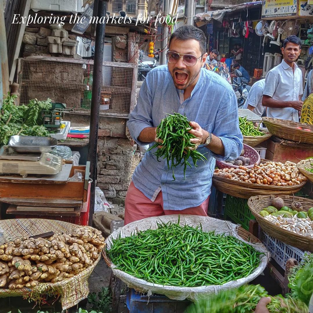 Exploring the markets