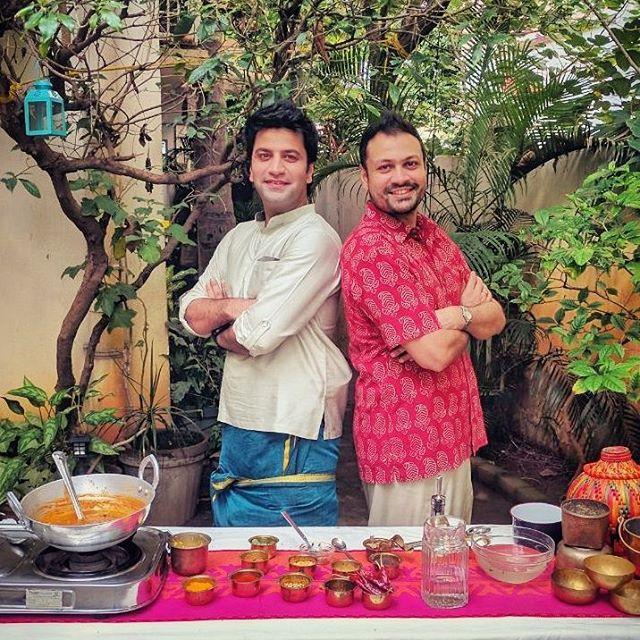 Chef. Kunal Kapur