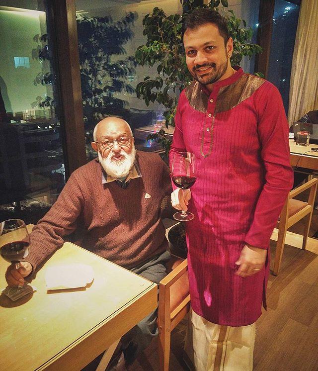 Shri. Pushpesh Pant