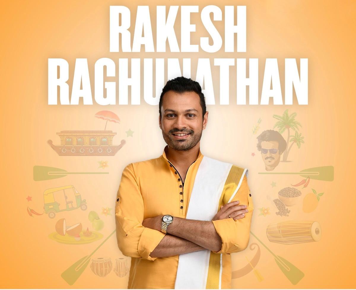 Rakesh Raghunathan