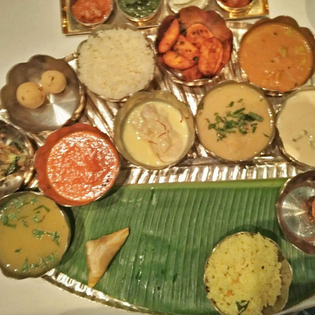 Thanjavur Marathi Curated Dinner - Taj Southern Spice