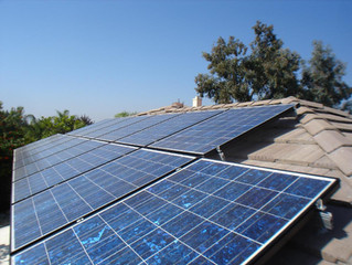 Residential Solar Installation acquired from US Infrastructure Fund