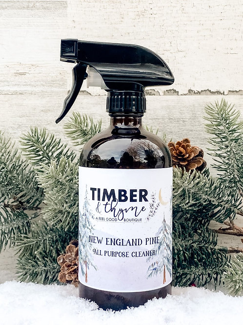 New England Pine All Purpose Cleaner