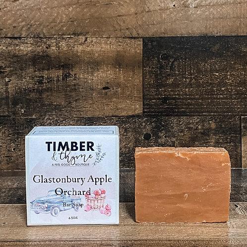 Glastonbury Apple Orchard - Bar Soap