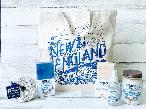 New England Made Box - Summer