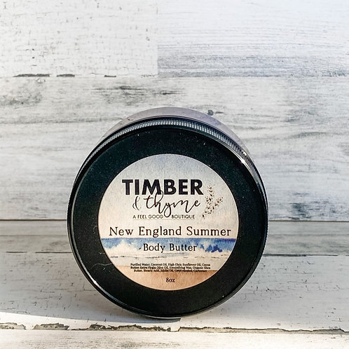 New England Summer Body Butter