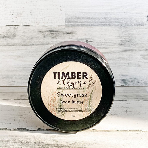 Sweetgrass Body Butter