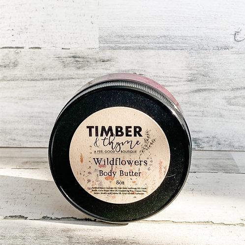 Wildflowers Body Butter