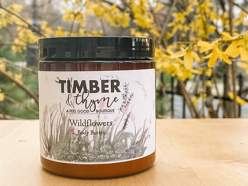 Wildflowers Body Butter
