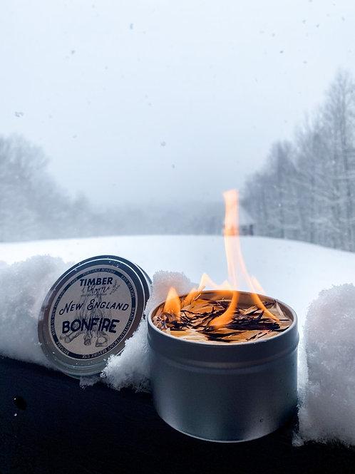 New England Bonfire - Portable Bonfire