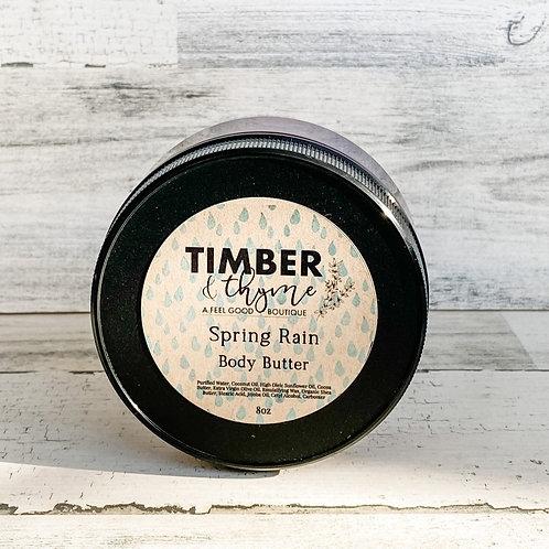 Spring Rain Body Butter