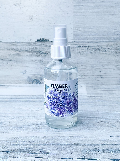 Lilac Hand Sanitizer