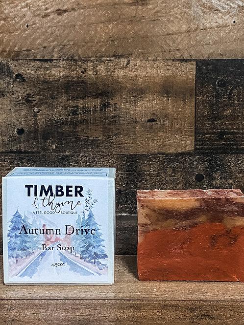 Autumn Drive - Bar Soap
