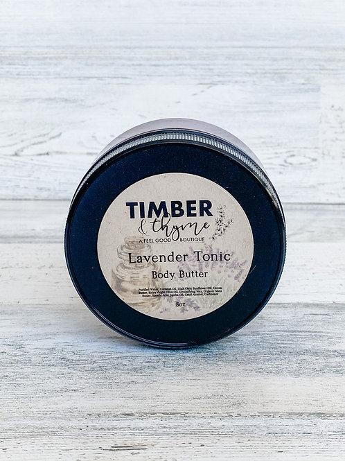 Lavender Tonic Body Butter