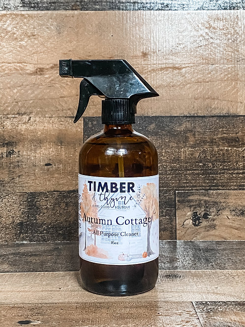Autumn Cottage - All Purpose Cleaner