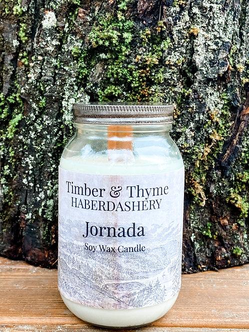 Jornada Soy Wax Candle