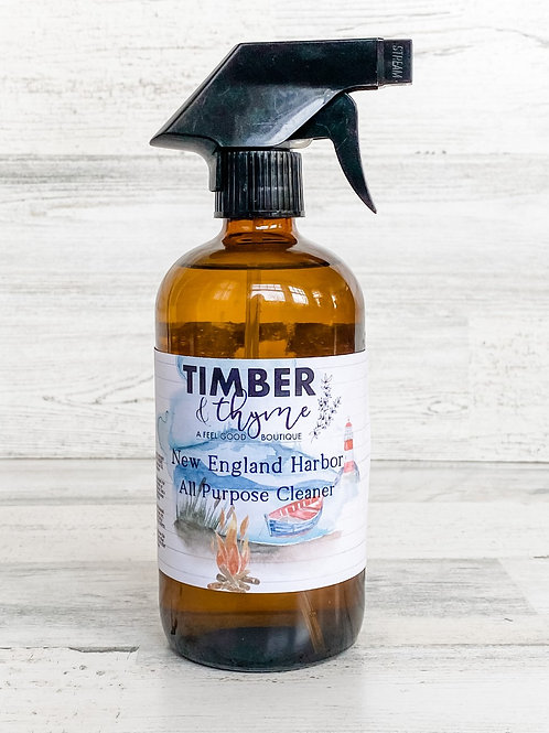 New England Harbor - All Purpose Cleaner (Originally Sea Salt)