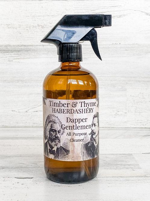 Dapper Gentlemen - All Purpose Cleaner