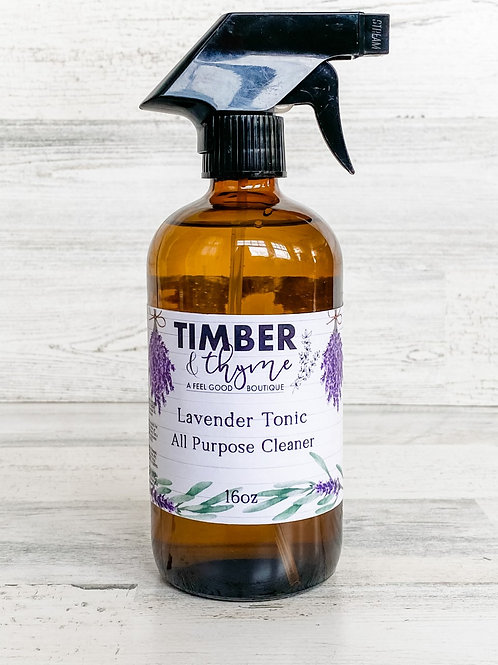 Lavender Tonic - All Purpose Cleaner