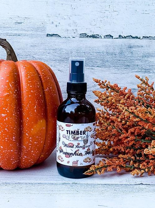 Pumpkin Treats Hand Sanitizer
