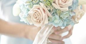 Bouquet da sposa per matrimoni primaverili
