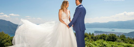 Wedding day San Salvatore Premeno