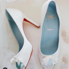 scarpa sposa eleganza assoluta